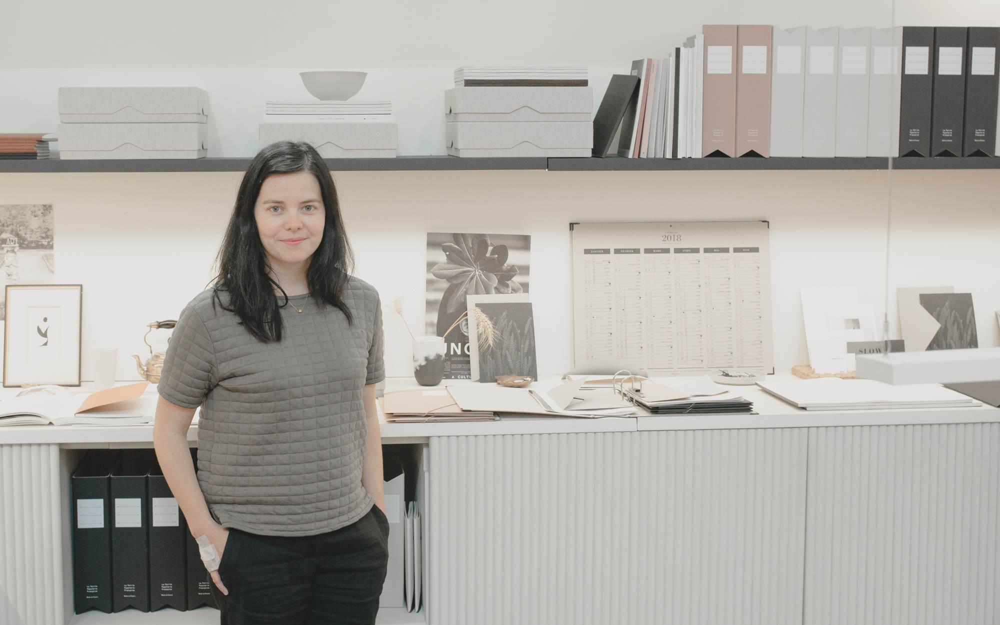 Sylvie Bétard (La Petite Papeterie Française)